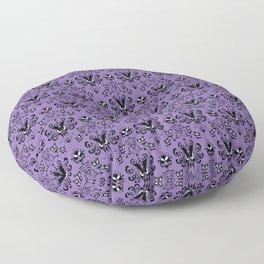 999 Happy Haunts Floor Pillow