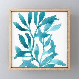 Ocean Illustrations Collection PartVI Framed Mini Art Print