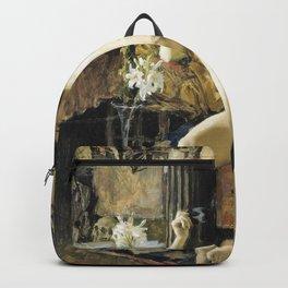 Akseli Gallen-Kallela - Demasquee - Digital Remastered Edition Backpack