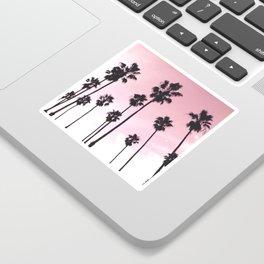 Palms & Sunset Sticker