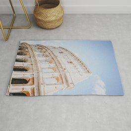 Colosseum III / Rome, Italy Rug