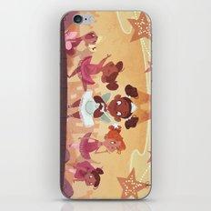 Dance Recital iPhone & iPod Skin