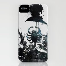 Everyone deserves a hero Slim Case iPhone (4, 4s)