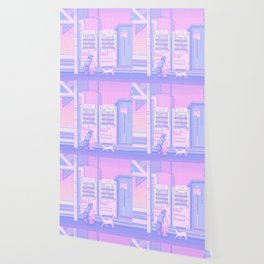 Vending Machines Wallpaper