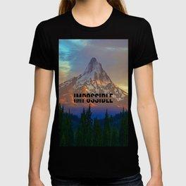 When Adventure Begins T-shirt