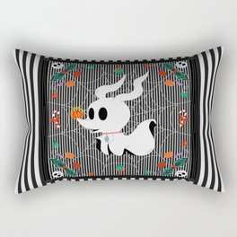 Nightmare Before Noel Rectangular Pillow