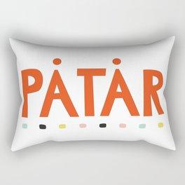 Påtår funky Rectangular Pillow