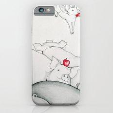 Flying Pigs iPhone 6s Slim Case