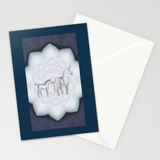 FANTASY - Unicorns Stationery Cards
