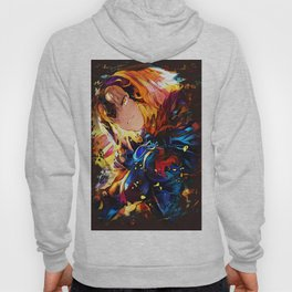 Colorful Ruler Hoody
