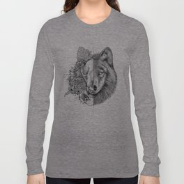 New Wolf (Half Life) Long Sleeve T-shirt