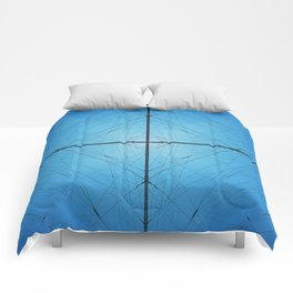 Symmetry in Signals Comforters