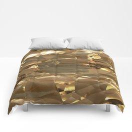 Golden Foil Comforters