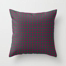 Akins Tartan Plaid Throw Pillow