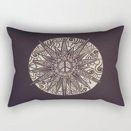Hipstery Rectangular Pillow
