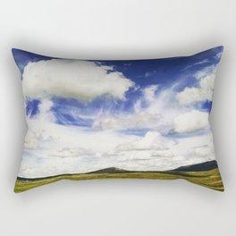 Wide Open Spaces Rectangular Pillow