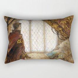 The Sleeping Beauty Rectangular Pillow