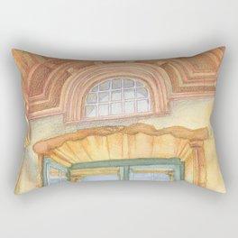 Tomar window Rectangular Pillow