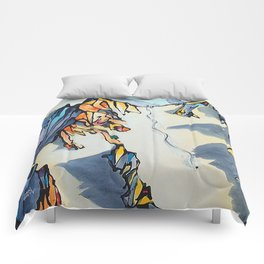 Powder Pig Comforters