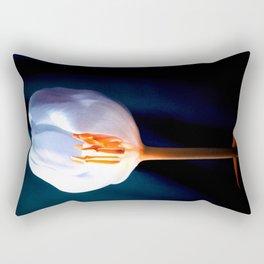 The Inner Light Rectangular Pillow