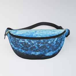 Water Splash Fanny Pack
