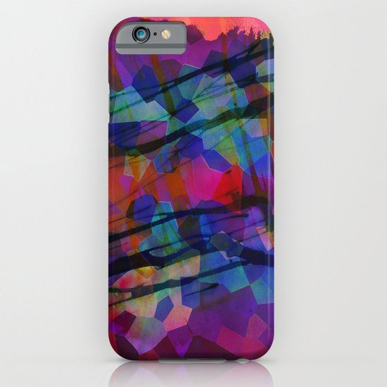 Pixel Splatter iPhone & iPod Case