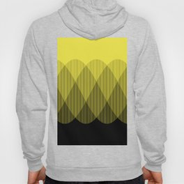 Yellow Ombre Signal Hoody