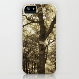 Guidance iPhone Case