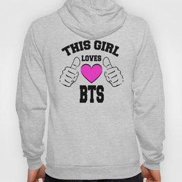 This Girl Lovs BTS Hoody