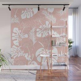 Tropical pattern 020 Wall Mural