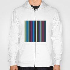 Vertical stripes Hoody
