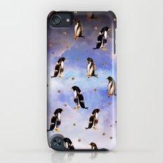arctic penguins iPod touch Slim Case