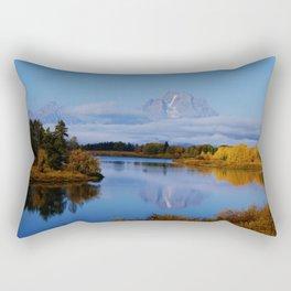 Reflected Splendor Rectangular Pillow