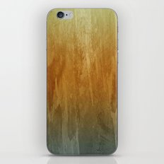 Earthy Water Color Abstract iPhone & iPod Skin