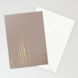 Special gold design Stationery Cards