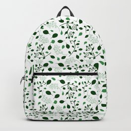Green in the Garden Backpack