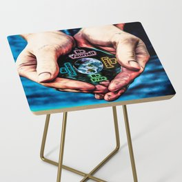 Advent Guard Earth Heart Side Table