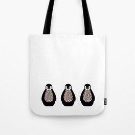 PinguPing Tote Bag