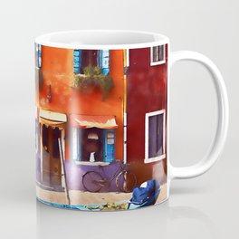 Burano, Italy Coffee Mug