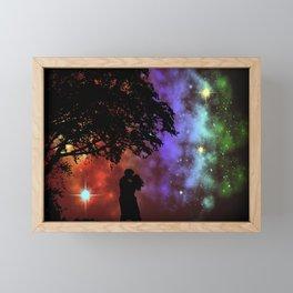 Written In The Stars Framed Mini Art Print