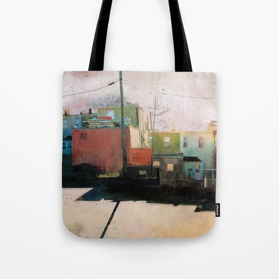 Charm City, MD Tote Bag