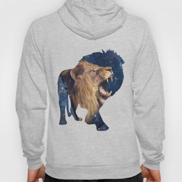 Space Lion Hoody