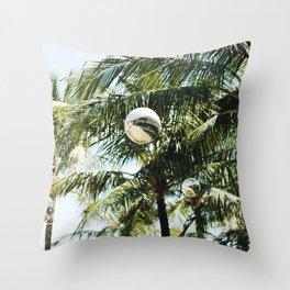Bali Disco Throw Pillow