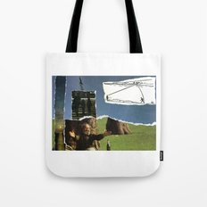 Sometimes You Have To Embrace It, Before It's Too Late Tote Bag