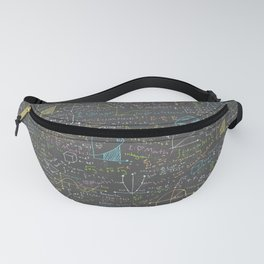 Math Lesson Fanny Pack