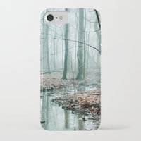 light iPhone & iPod Cases featuring Gather up Your Dreams by Olivia Joy StClaire