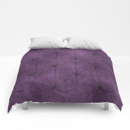 Cobweb Pattern Comforters