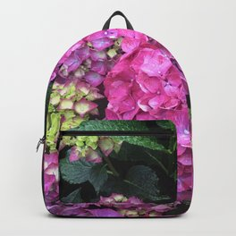 Pink Raindrops 2 Backpack