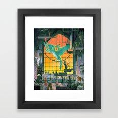 The Aviary Framed Art Print
