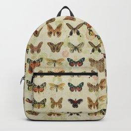 Moths & Butterflies Backpack